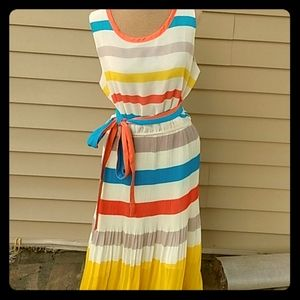 ‼️ SALE ‼️ Beautiful striped summer dress!